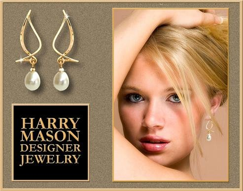Harry Mason Designer Jewelry