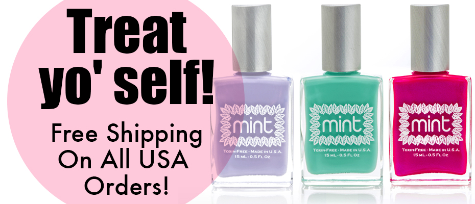 Mint Polish Coupon Code