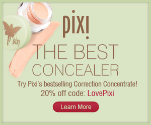 Pixi Beauty Coupons Codes