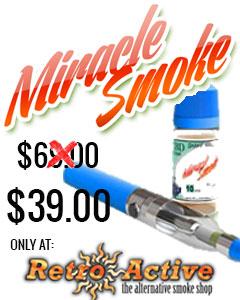 Retroactive Smoke Shop Coupon Code