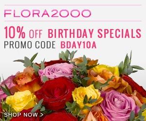 Flora2000 Discount Code