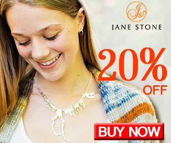 Janestone.com Coupons Code