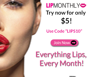 Lip Monthly Coupons Code