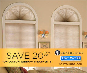 3 Day Blinds Coupon Code