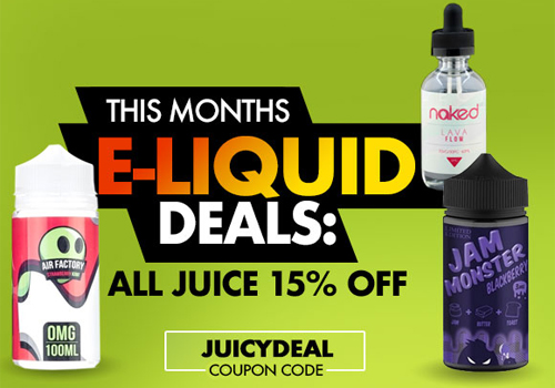 Vapedeal.com: vape juice discount coupon promo