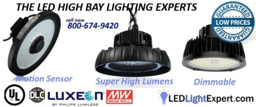 UFO LED High bayLighting Experts deals and offers