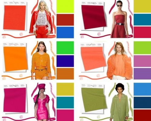 Spring-Summer 2019 Color Trends