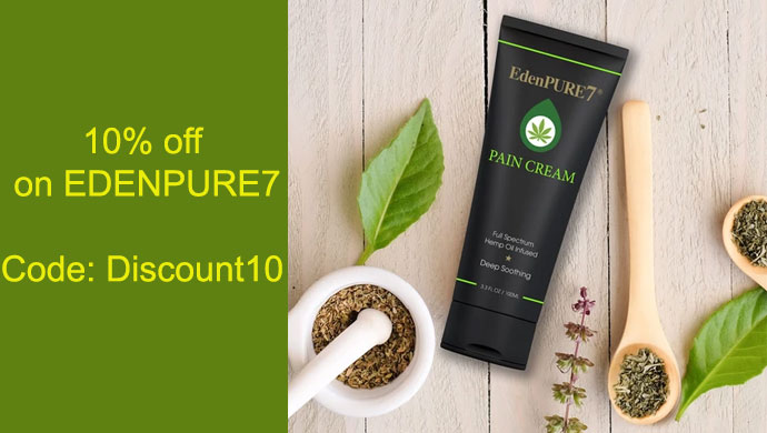 EdenPURE7 coupon code and deals