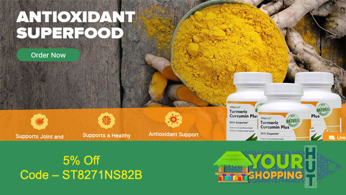 Turmeric Plus coupon code and deals