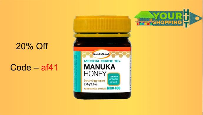 Manuka Guard coupon code and deals