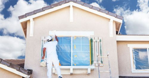 Tips and Tricks for Painting a Home's Exterior