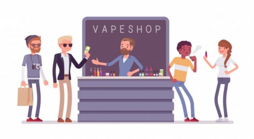 Top Five Online Vaping Stores That Have All That You Need